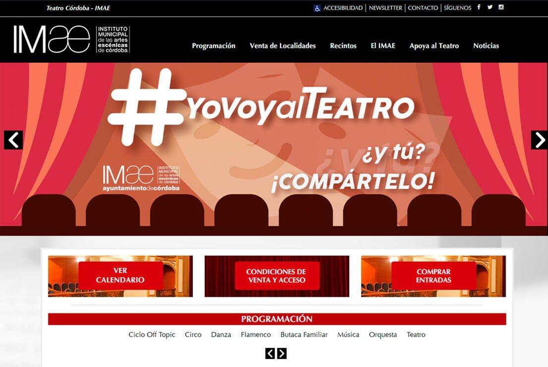 IMAE Teatro Córdoba